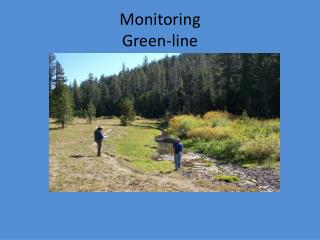 Monitoring  Green-line