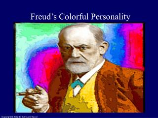 Freud's Colorful Personality
