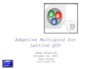 Adaptive Multigrid for  Lattice QCD