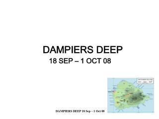 EDAMPIERS DEEP