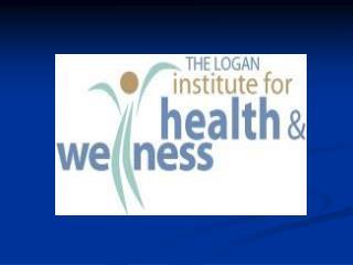 Dangerous Grains Kevin Logan, MD September 15, 2012 Groundwork Conference