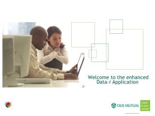 Welcome to the enhanced Data- i  Application