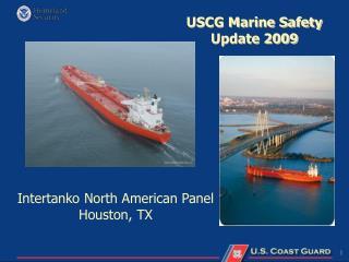 USCG Marine Safety Update 2009