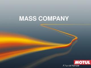 MASS  COMPANY