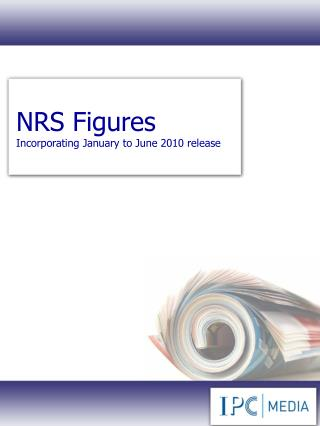 NRS Figures Incorporating January to June 2010 release