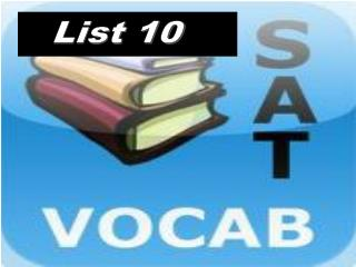 List 10