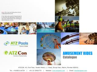 ATZCON: 45, First Floor, Parekh Mahal, L.J. Road, Shivaji Park, Mahim, Mumbai 400016