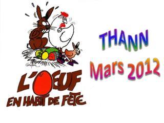 THANN Mars 2012