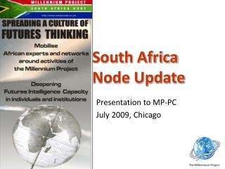 South Africa Node Update
