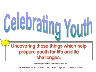 Celebrating Youth