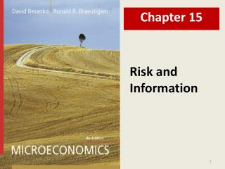 Risk and Information