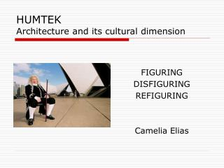 HUMTEK Architecture and its cultural dimension