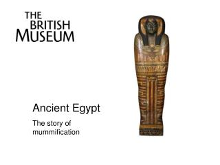 The British Museum Ancient Egypt ...