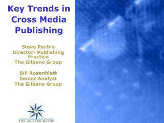 Key Trends in Cross Media Publishing