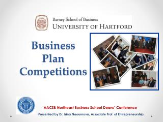 Business plan competitions for free financing