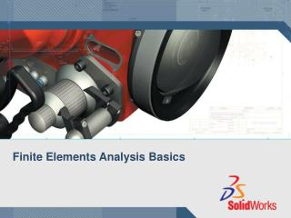 Finite Elements Analysis Basics
