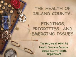 Health of Island County Report in
