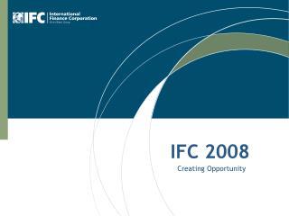 IFC 2008
