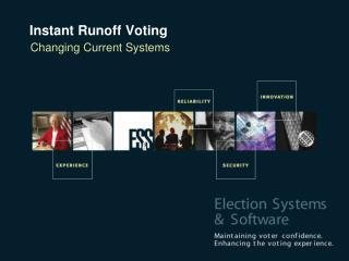 Instant Runoff Voting