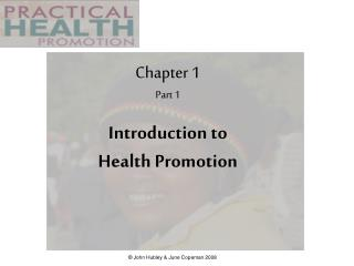 Chapter 1 Part 1 Introduction to