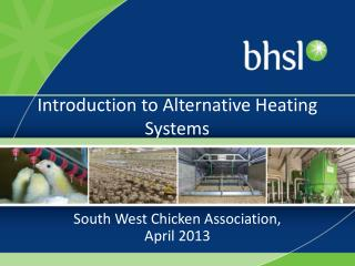 Introduction to Alternative Heating Systems