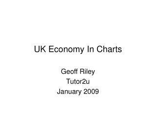 UK Economy In Charts