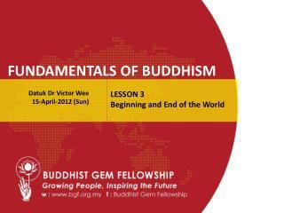 BUDDHIST GEM FELLOWSHIP