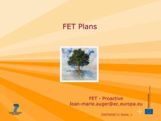 FET Plans