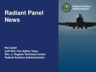 Radiant Panel News