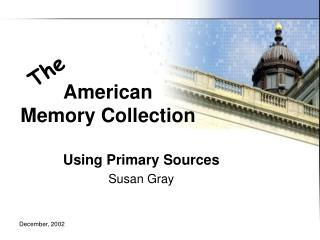 American  Memory Collection