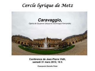 Cercle lyrique de Metz