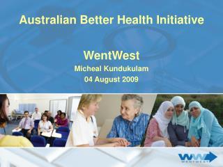 Australian Better Health Initiative