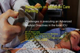 Symposium on Advanced Care Planning
