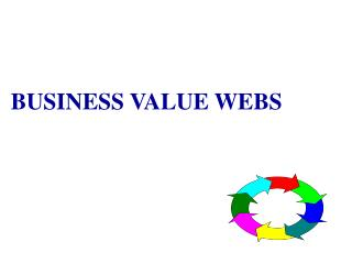 BUSINESS VALUE WEBS