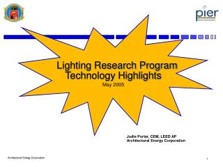 Lighting Research Program
