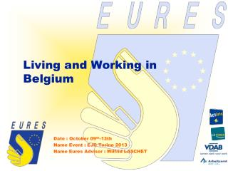 Living and Working in Belgium