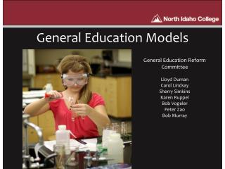 General Education Models
