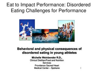 Behavioral and physical consequences of disordered eating in young athletes
