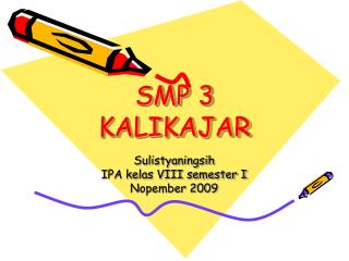 SMP 3 KALIKAJAR