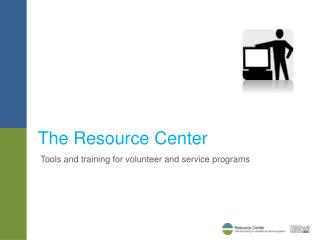 Tools and training for volunteer and service programs