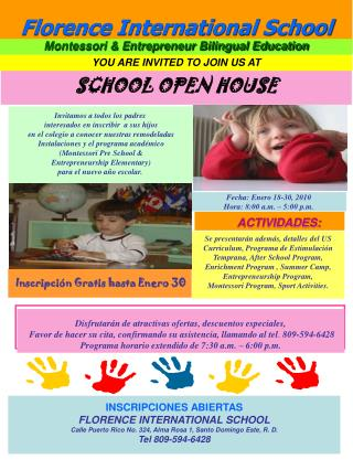 Florence International School