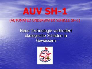 AUV SH-1
