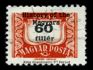 History of the Magyars