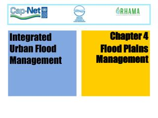 Chapter 4 Flood Plains Management