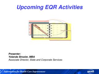 Upcoming EQR Activities