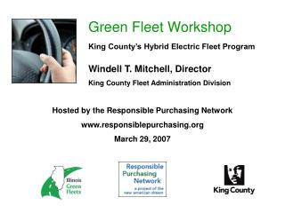 Green Fleet Workshop