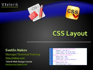 CSS Layout