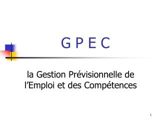 G P E C