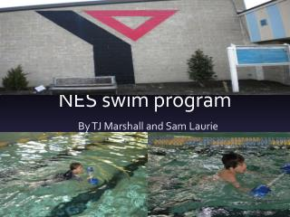 NES swim program