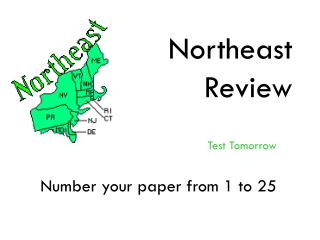 Northeast Review